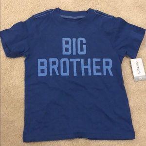 """""""Big Brother"""" Carter's t-shirt"""
